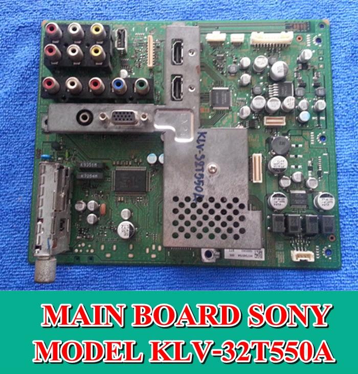 เมนบอร์ด SONY KLV-32T550A