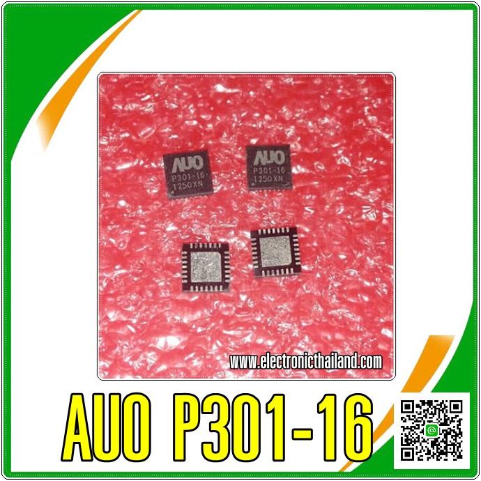 AUO P301-16 QFN-28 For Repair T-BAR