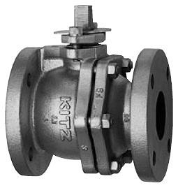 BALL VALVES AND Y-STAINER 125FCTB 125P 4''