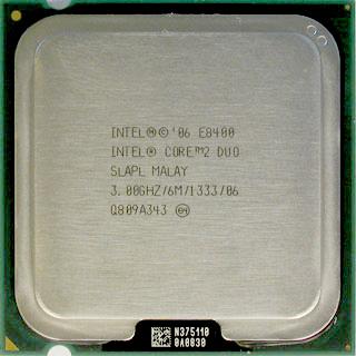 Core™2 Duo E8400
