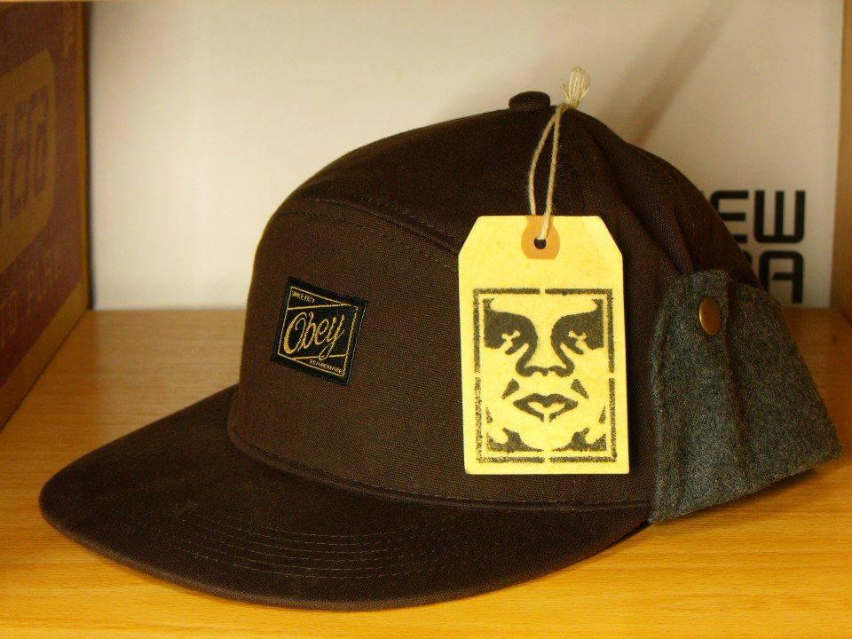 หมวก Obey Flintlock