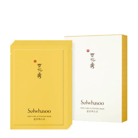 (ลด 35%): Sulwhasoo First Care Activating Mask [1box:5piece]