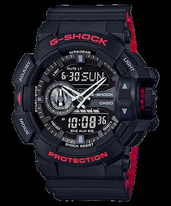 นาฬิกา CASIO G-SHOCK รุ่น GA-400HR-1A SPECIAL COLOR ของแท้ รับประกันศูนย์ 1 ปี