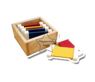 TY-1206 กล่องสี มี 3 คู่