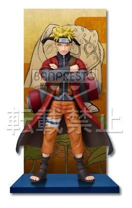 Naruto Sage Mode ของแท้ JP - Ichiban kuji Banpresto [โมเดลนารุโตะ] (Rare)