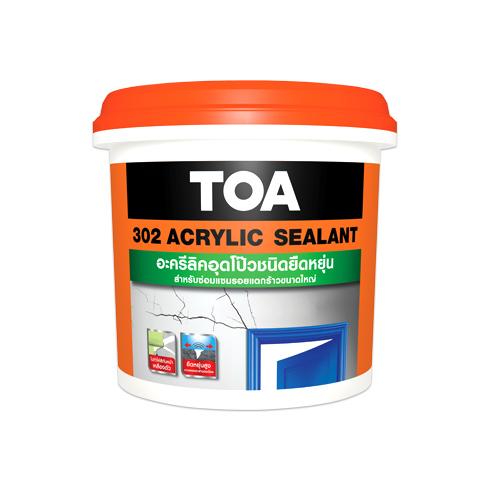 TOA (ทีโอเอ 302 อะคริลิก ซีลแลนท์)