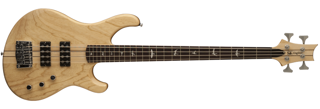 PRS SE Kingfisher Bass