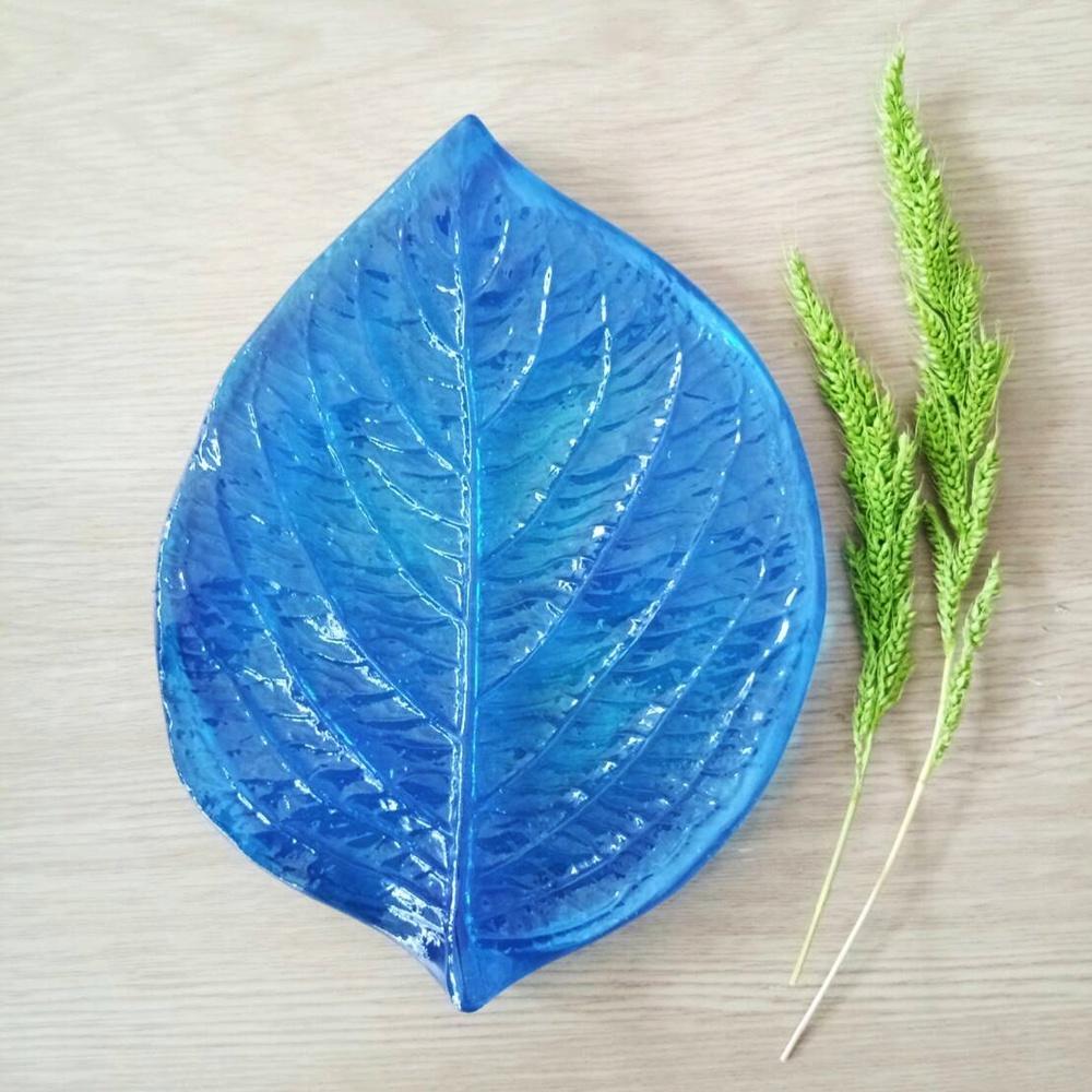 ลายเรซิ่น ใบทานตะวัน 2 (Sunflower leaf 2 mold)
