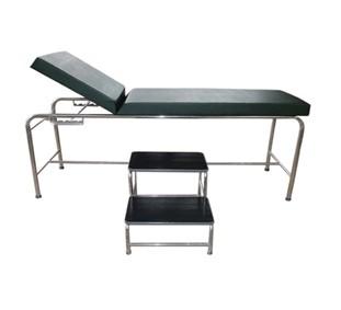 PP029 (ก) เตียงตรวจโรค แบบสแตนเลส
