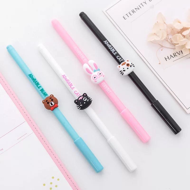 ปากกาหัวการ์ตูน