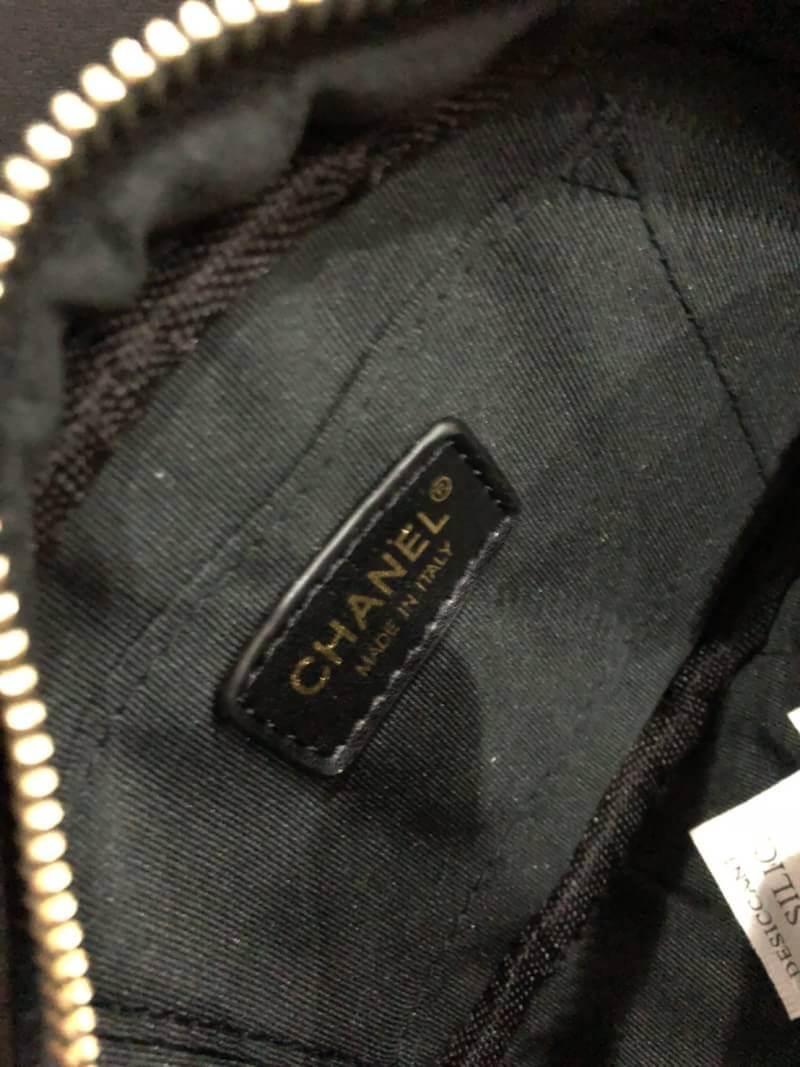กระเป๋าแฟชั่น Chanel Belt Bag สีดำ