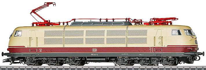 Trix22932 BR103 DB, sound