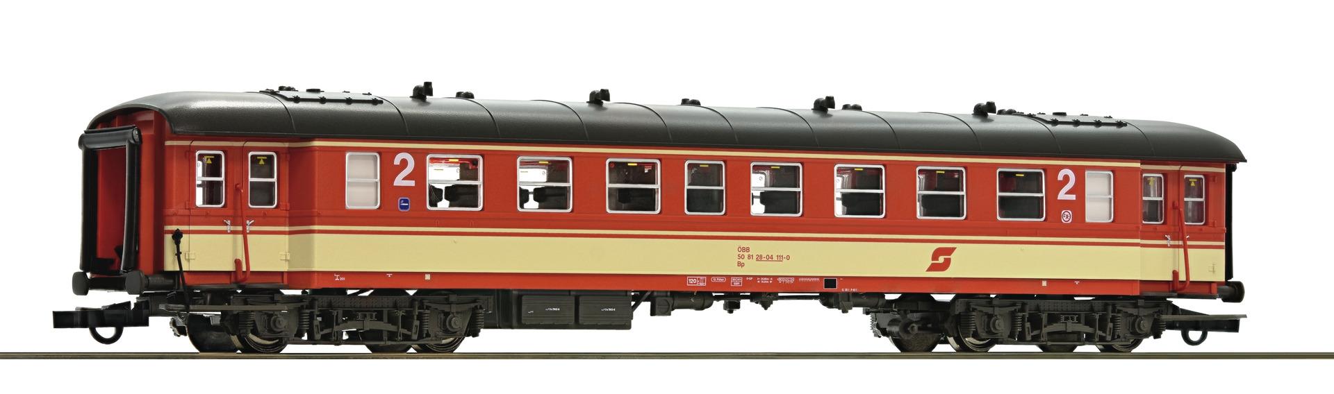 Roco64656 Coach OBB class2