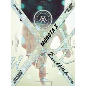 MONSTA X 1ST ALBUM - BEAUTIFUL หน้าปก BRILLIANT VER.