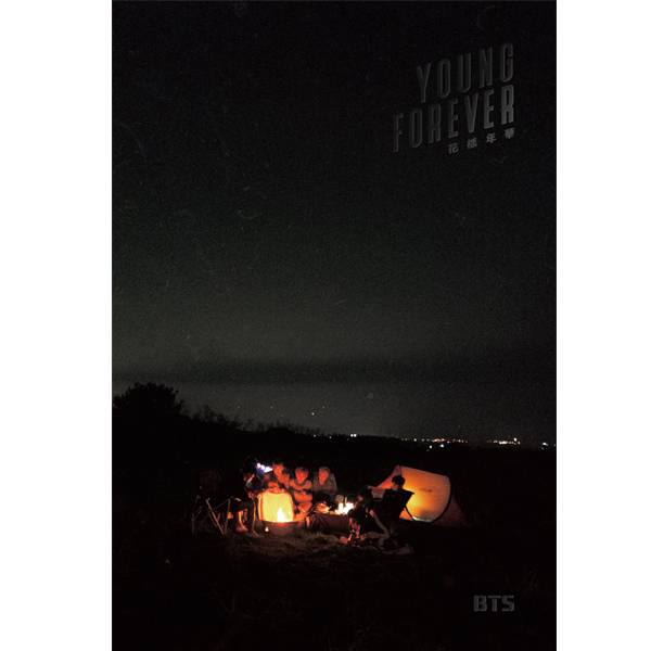 BTS -Special Album [花樣年華 Young Forever] (์Night ver.)