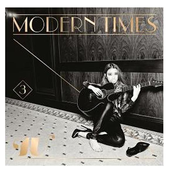 IU - Vol.3 [Modern Times] (Special Edition) ไม่มีโปสเตอร์