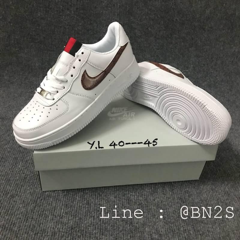 Nike Air FOCE 1 x gucci