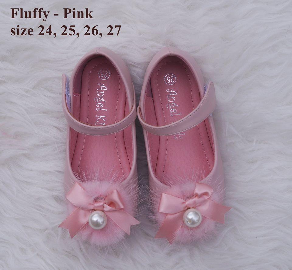 Fluffy - Pink