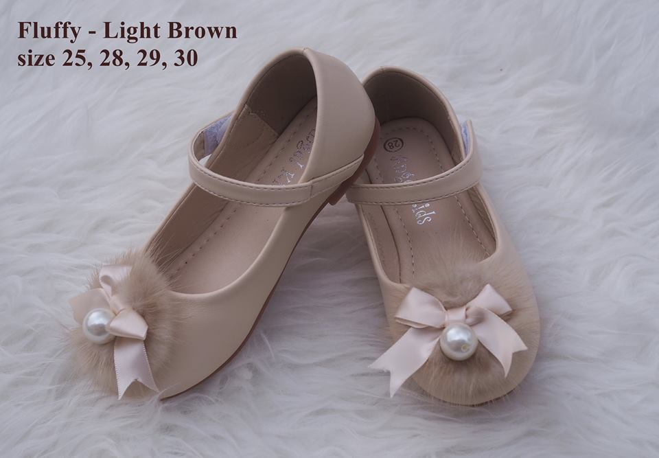 Fluffy - Light Brown