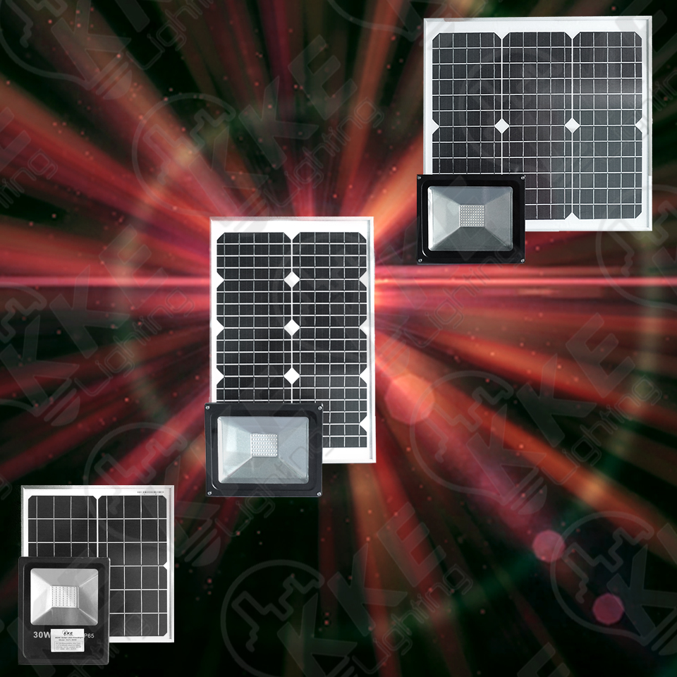 Solar LED Floodlight