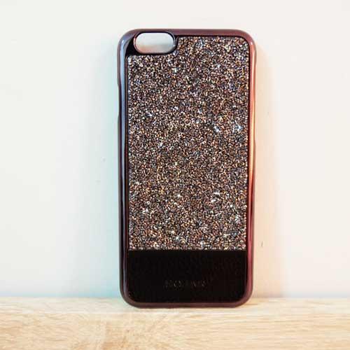 เคสไอโฟน 6 พลัส หินสีดำ