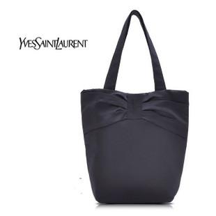 พร้อมส่งค่ะ กระเป๋าสะพาย YSL สีดำ ทรงสูง จากนิตยสาร e-MOOK ไม่มีกล่องจ้า