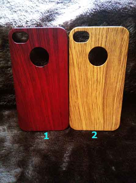 wood iphone4/4s