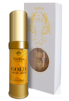verena gold caviar serum