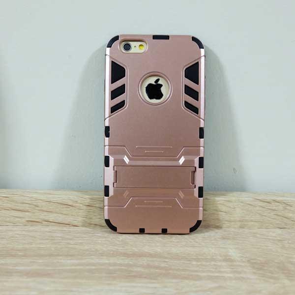 เคสไอโฟน 6/6S NEX2 สีพิ้งโกล์ด