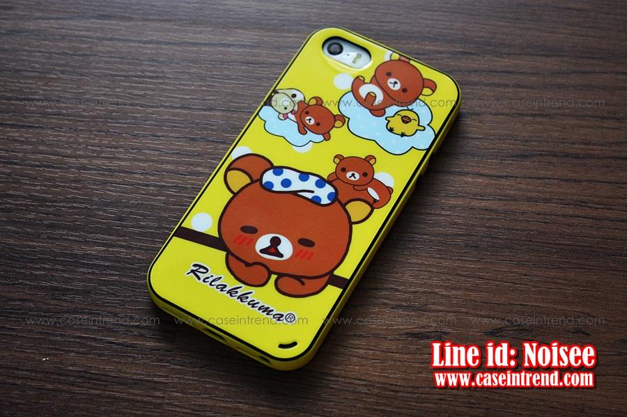 เคส iPhone5/5s - Rilakkuma