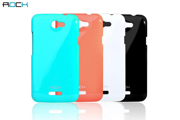 ++ ราคาพิเศษ 300 เท่านั้น ++ แถมฟิลม์กันรอย 1ชิ้น ฟรี!! เคส HTC One x Rock Color- fulแท้(Hard Case) เรียบง่ายสไตล์ Classic ผิวเคลือบมันอย่างดี ไม่เป็นลอยง่าย