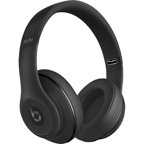 หูฟังBeats Studio Wireless สีMatte Black