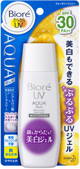 Biore UV Aqua Rich Watery Jelly SPF30/PA+++