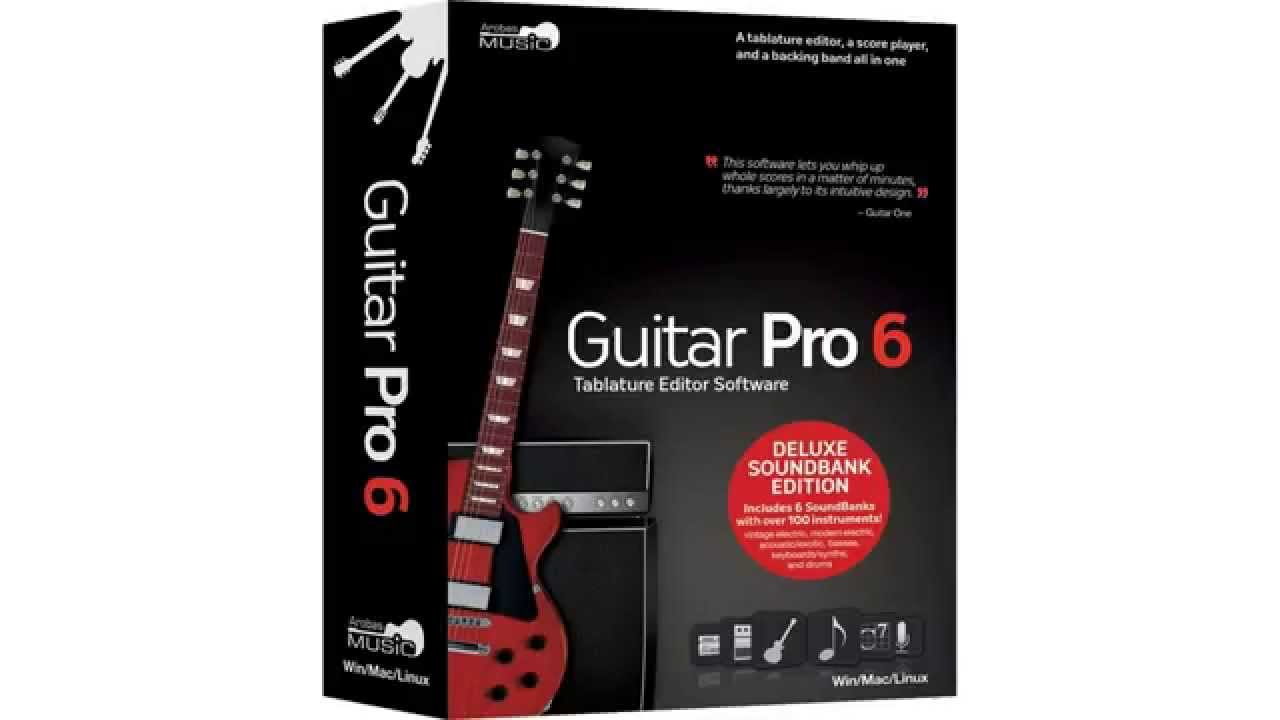 Guitar Pro 6.1.5 r11553