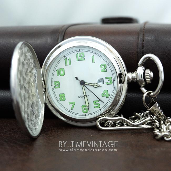 นาฬิกาพกพร้อมวันที่ 1-31