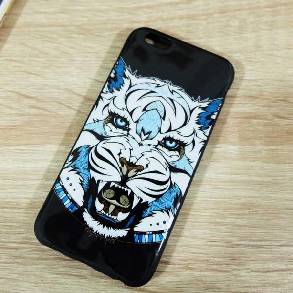 เคสไอโฟน 6/6s เคสยางเสือ