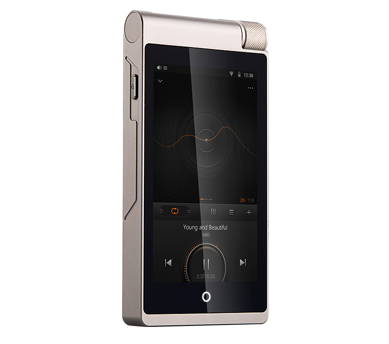 Cayin i5 (Android DAP สเปคเทพ แรงขับสูง)