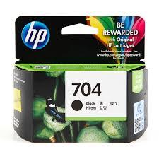 HP 704 INK BLACK (แท้) CN692A