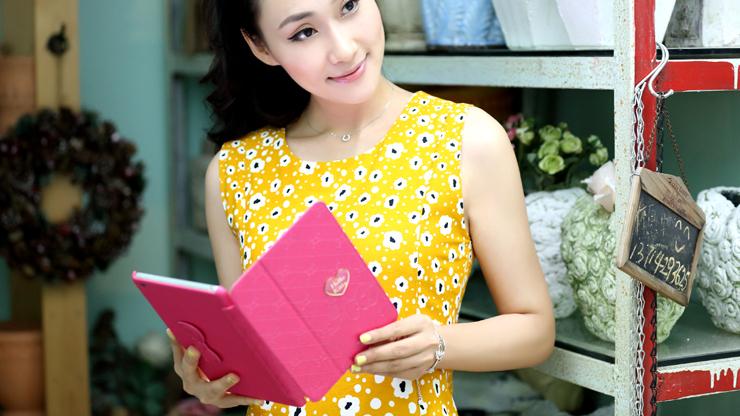 เคส iPad mini 1/2 - Hello Kitty