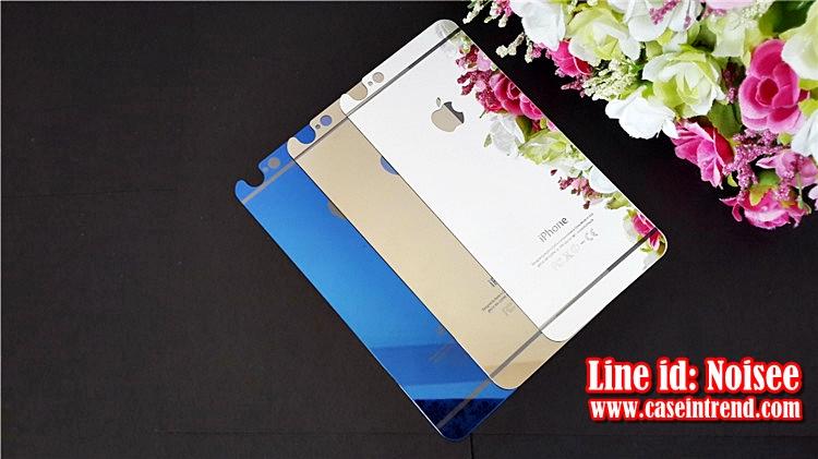 กระจกนิรภัย iPhone 5/5s Colorfull Slim Glass