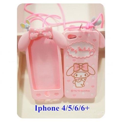 case iphone 6 ซิลิโคน มายเมโลดี้