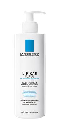 Laroche-Posay LIPIKAR FLUID ขนาด 400 ml