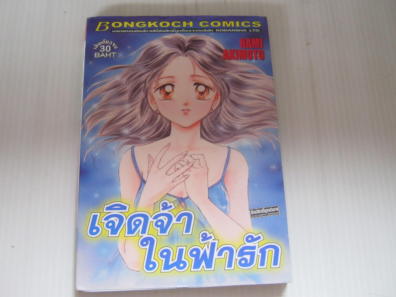 เจิดจ้าในฟ้ารัก เล่มเดียวจบ Nami Akimoto เขียน