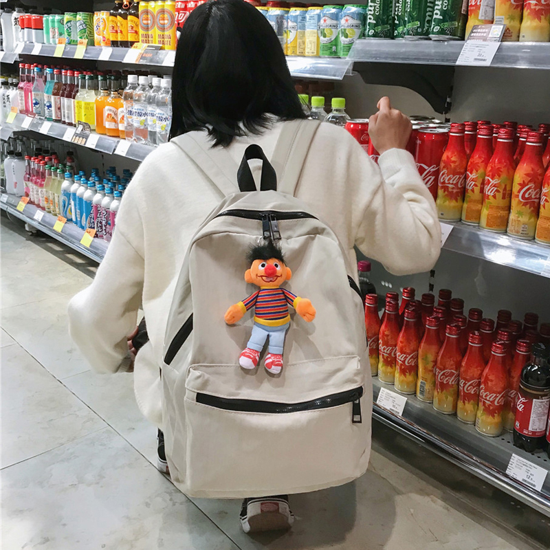 Let's go to school backpack