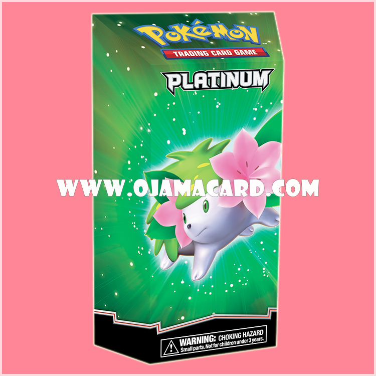 Pokémon TCG Platinum : Flourish Theme Deck