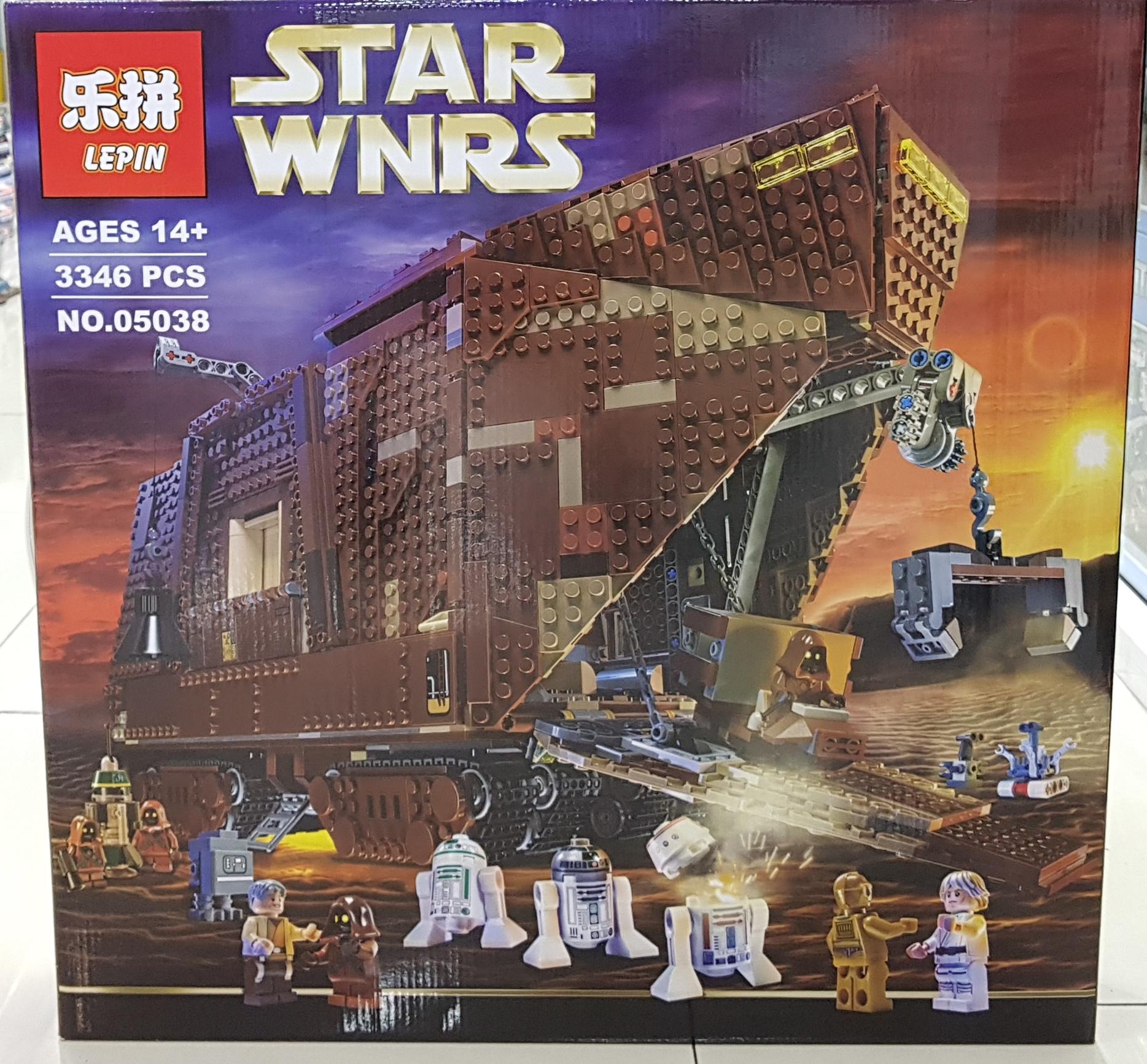 LEPIN STAR WARS 05038 [3346ชิ้น]