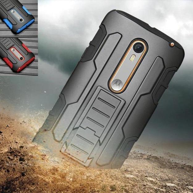(002-102)เคสมือถือ Motorola MOTO X Style เคสนิ่มพื้นหลังพลาสติกแข็งกันกระแทกสุดฮิตเหน็บเอวได้
