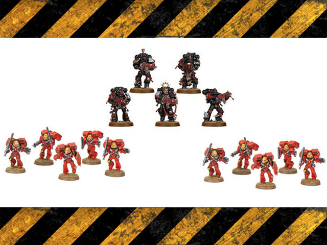 Blood Angels bundle set