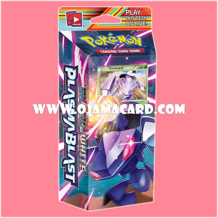 Pokémon TCG Black & White—Plasma Blast : Mind Wipe Theme Deck