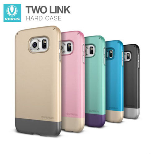 Verus : Two Link Skin Hard Cover Case For Samsung Galaxy S6